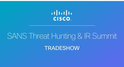 SANS Threat Hunting & IR Summit