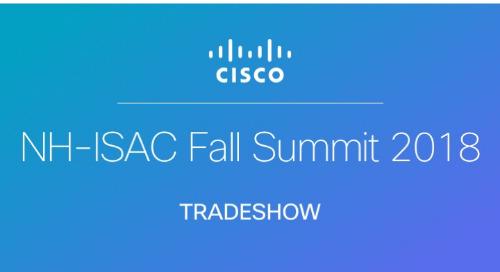 NH-ISAC Fall Summit 2018