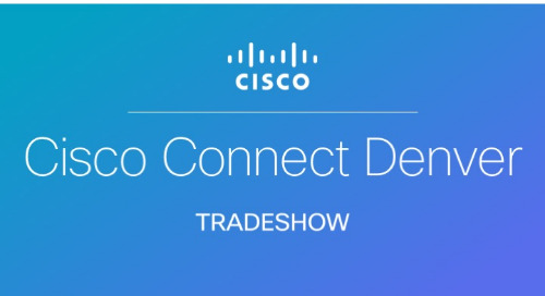 Cisco Connect Denver