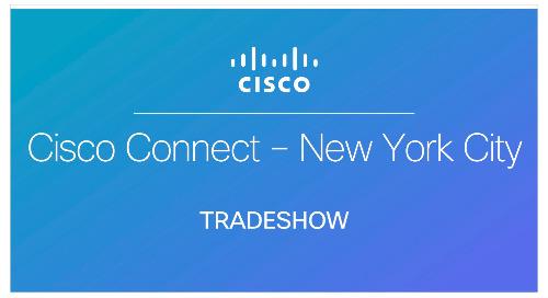 Cisco Connect - New York City