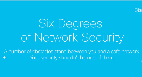 Six Degrees of Network Security