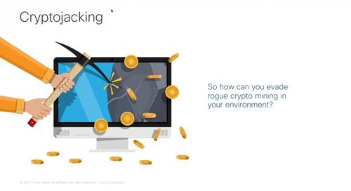 Cisco Umbrella Demo: Rogue Cryptomining in Your Environment?