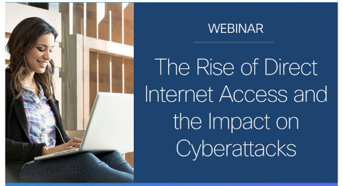 The Rise of Direct Internet Access and the Impact on Cyberattacks