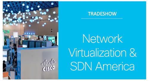 Network Virtualization & SDN America