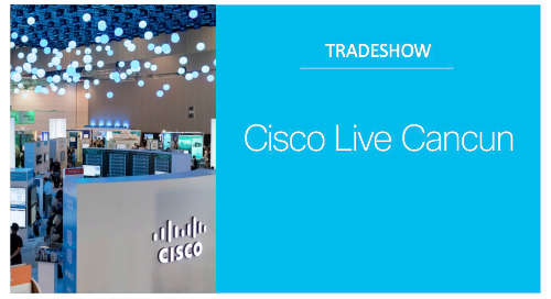 Cisco Live Cancun