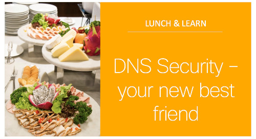 DNS Security - your new best friend - Chicago, IL