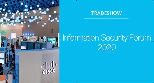 Information Security Forum 2020 - Austin, TX