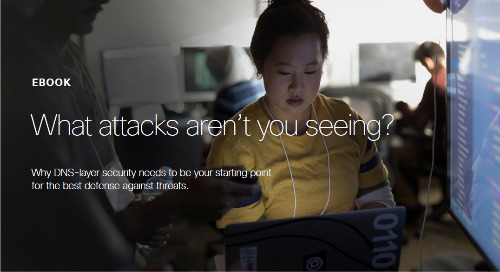 What attacks aren't you seeing