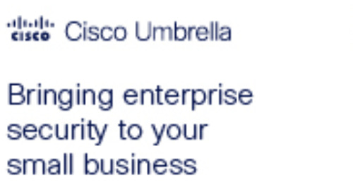 Bringing enterprise security to your small business