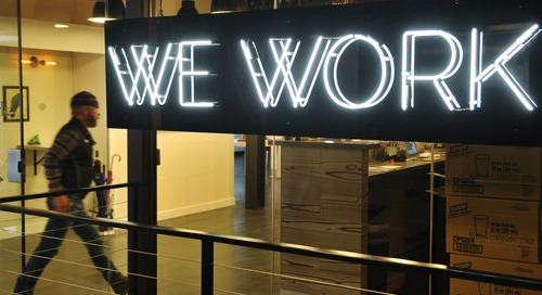 Get 10% discount at Wework