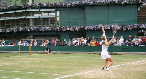 Why using Talmix is a lot like a Wimbledon-win