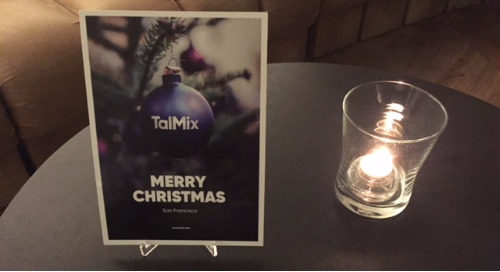What a week for a Talmix Consultant Christmas Party