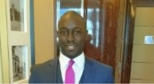 Meet Adrian, an independent financial consultant for some of the largest investment and corporate banks