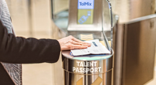Talmix Launches the Talent Passport