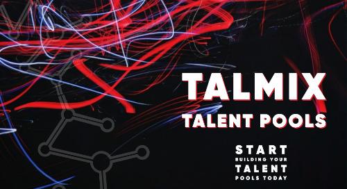 Introducing Talmix Talent Pools