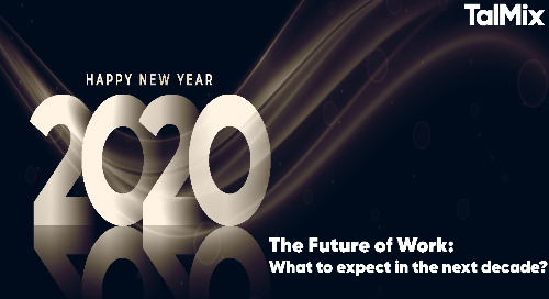 The Roaring 20s – what does the next decade have in store for the Future of Work?