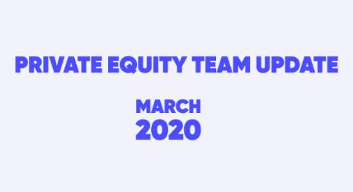 March 2020 Update