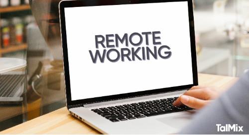 Remote Working: The New Normal