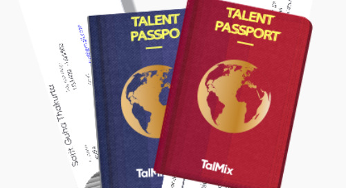 Introducing the Talent Passport