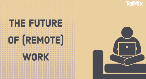The Future of (Remote) Work