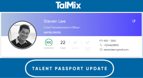 Talent Passport 2.0