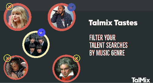 Launching Talmix Tastes