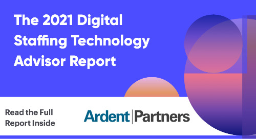 Talmix Named as 2021 Market Leader in Ardent Partners Report