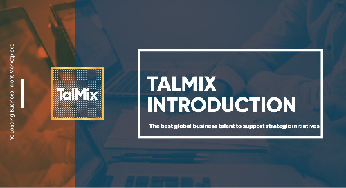 Talmix Introduction