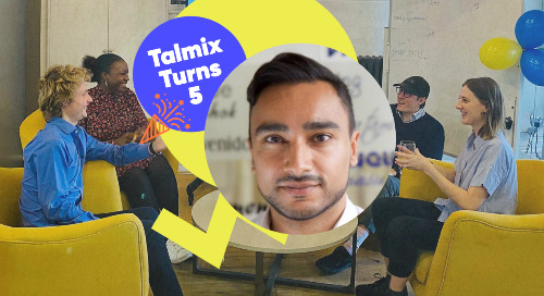 Talmix Celebrates 5 Years! A word from the CEO...