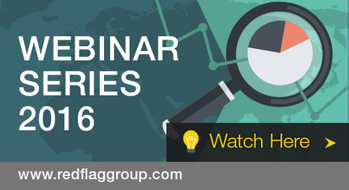 Webinar: Designing a workflow to manage your third party compliance programme