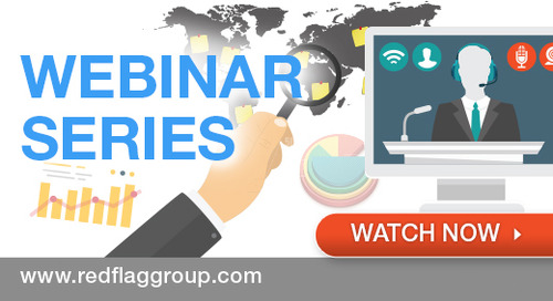 Webinar: 'Outsourcing your third parties' compliance management programmes