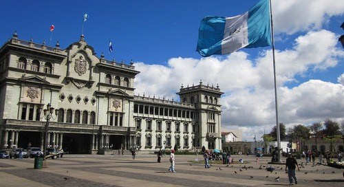 The curious case of Guatemalan corruption