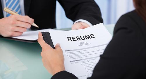 Employee background checks: criminal history off limits