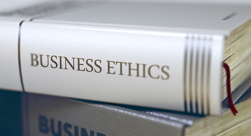 Hitting the middle C – cultivating a tone in the middle for compliance and ethics