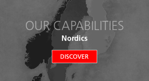 The Red Flag Group: Our capabilities in the Nordics