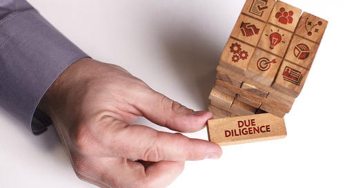 Webinar: Risky business: How to handle due diligence renewals - A discussion with Becton Dickinson