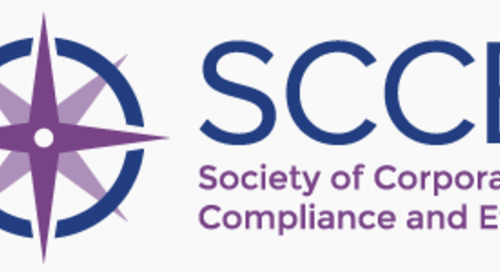 21 - 24 October 2018 - 17th Annual SCCE Compliance and Ethics Institute