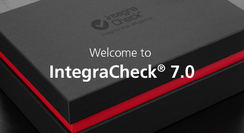 IntegraCheck® 7.0 – Enhancing Risk Analysis and Risk Assessment