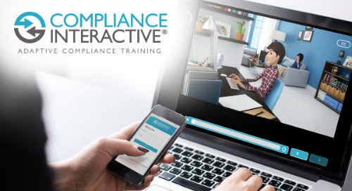 Compliance Interactive® | Adaptive Compliance Training - Product Developments