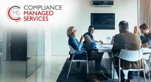 Nuestra solución de servicios gestionados de compliance