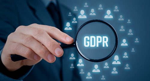The top five areas organisations should focus on to meet GDPR obligations