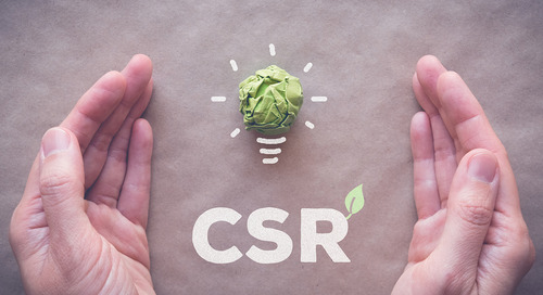 Compliance should actively engage in CSR initiatives