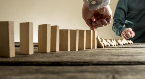 Emerging market business teams handling compliance risks (Middle East)