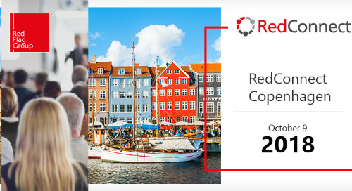 9 October 2018 - RedConnect Copenhagen