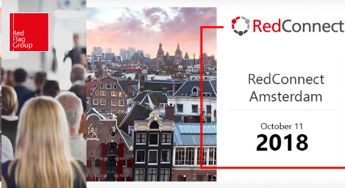 11 October 2018 - RedConnect Amsterdam