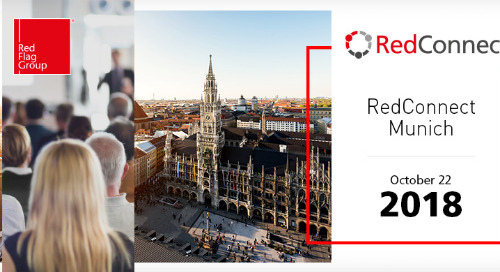 22 October 2018 - RedConnect Munich