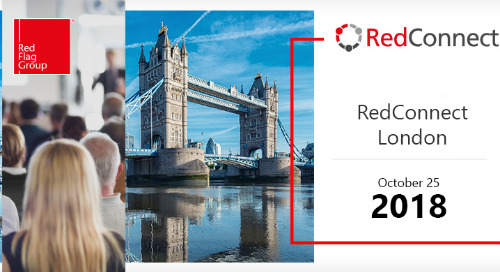 25 October 2018 - RedConnect London