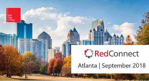 25 September 2018 - RedConnect Atlanta