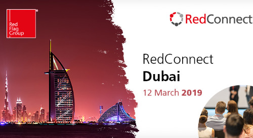 12 March 2019 - RedConnect Dubai