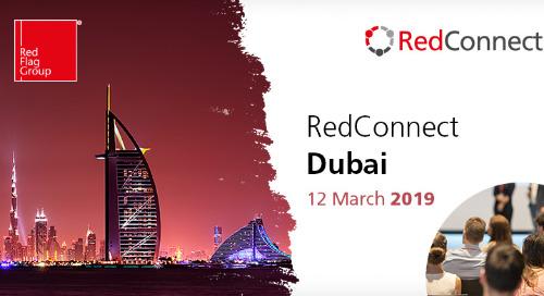 12 March 2019 - RedConnect Dubai